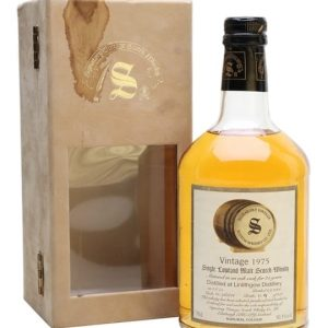 Linlithgow 1975 / 25 Year Old / Signatory Lowland Whisky