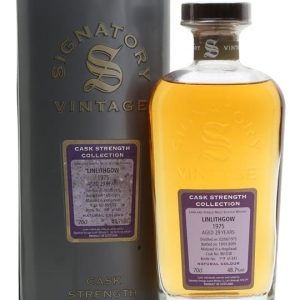 Linlithgow 1975 / 29 Year Old / Signatory Lowland Whisky