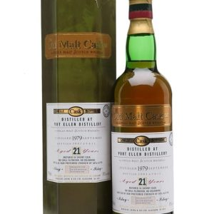 Port Ellen 1979 / 21 Year Old / Sherry Cask / Old Malt Cask Islay Whisky