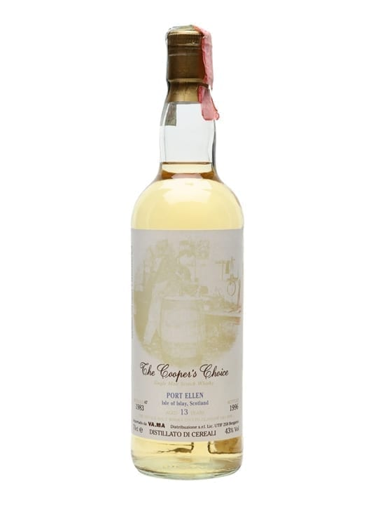 Port Ellen 1983 / 13 Year Old / Coopers Choice Islay Whisky