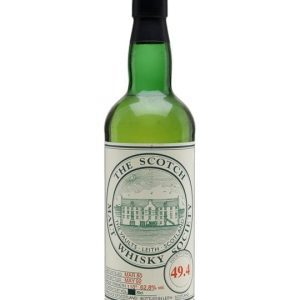 SMWS 49.4 / 1980 / 12 Year Old Lowland Single Malt Scotch Whisky