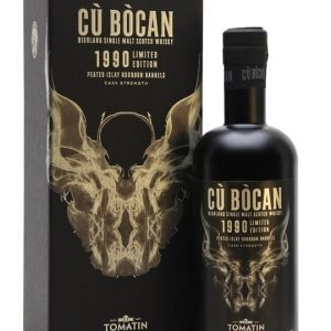 Tomatin Cu Bocan 1990 Highland Single Malt Scotch Whisky