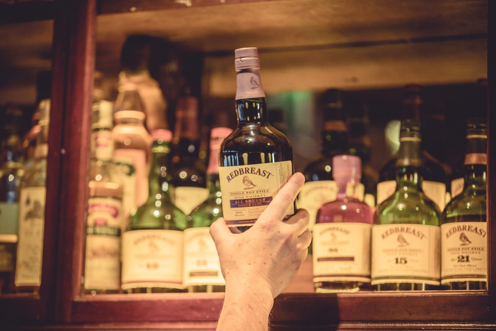 Sonny Molloy's Redbreast 16 Review by Irish Whiskey Blogger Stuart McNamara