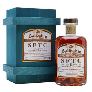 Ballechin 2007 / 11 Year Old / Sherry Cask Highland Whisky