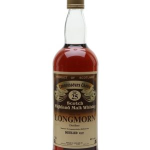Longmorn 1957 / 25 Year Old / Connoisseurs Choice Speyside Whisky