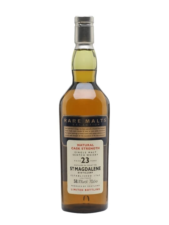 St Magdalene 1970 / 23 Year Old / Rare Malts Lowland Whisky