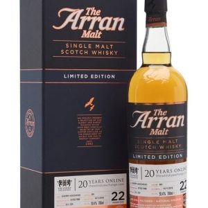 Arran 1996 / 22 Year Old / TWE Exclusive Island Whisky