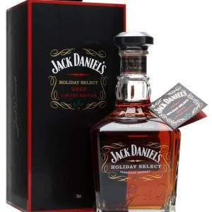 Jack Daniel's Holiday Select 2012 Tennessee Whiskey