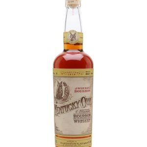Kentucky Owl Straight Bourbon 121 Proof