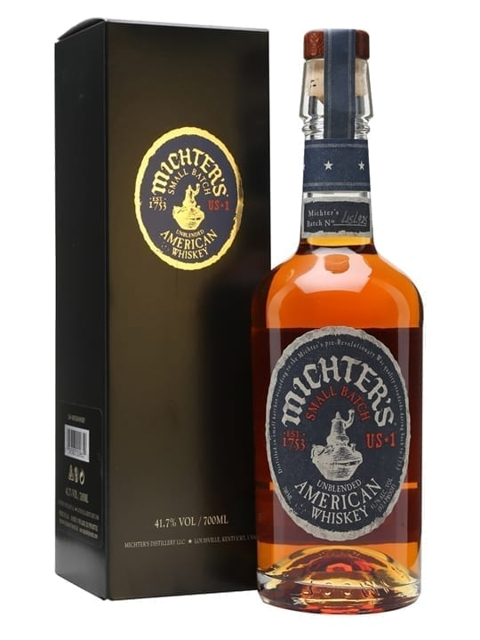 Michter's US*1 Unblended American Whiskey / Gift Box American Whiskey