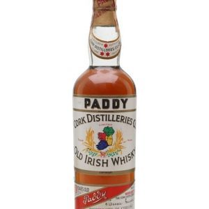 Paddy / 10 Year Old / Bot.1960s Blended Irish Whisky