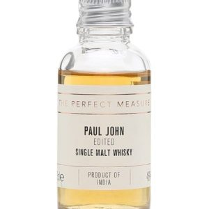 Paul John Edited Sample Indian Single Malt Whisky