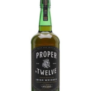Proper No. Twelve Blended Irish Whiskey Blended Irish Whiskey