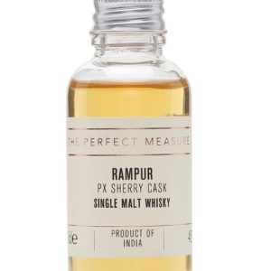 Rampur PX Sherry Cask Sample Indian Single Malt Whisky