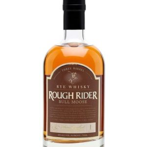 Rough Rider Bull Moose Three Barrel Rye American Rye Whiskey