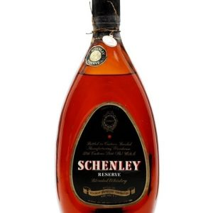 Schenley Reserve / Bot.1940s American Blended Whiskey