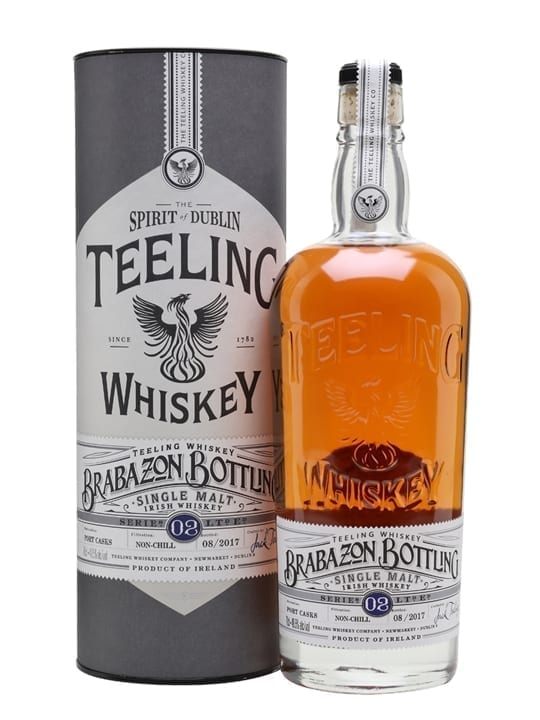 Teeling Brabazon Series Edition 2 / Port Cask