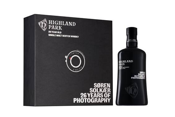 Søren Whisky 26 Year Old Highland Park Whisky