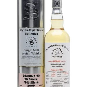 Ardmore 2009 / 8 Year Old / Signatory Highland Whisky