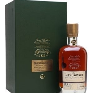 Glendronach Kingsman 1991 / 25 Year Old Highland Whisky