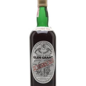 Glen Grant 1958 / 21 Year Old / Sherry Cask / Stuart McNair Speyside Whisky