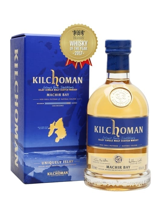 Kilchoman Machir Bay Islay Single Malt Scotch Whisky