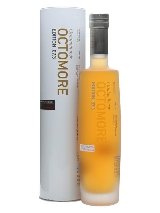 Octomore 2010 Edition 07.3 5 Year Old Islay Barley Islay Whisky