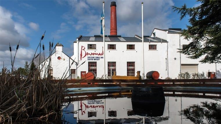 Benromach Distillery Scottish Whisky Trail Benromach 50 Stuart McNamara Whiskey Blogger.