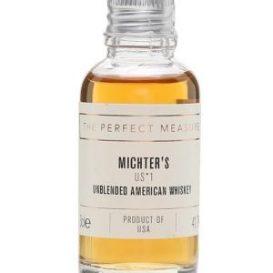 Michter's US*1 Unblended American Whiskey Sample American Whiskey