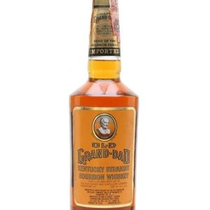 Old Grand Dad / Bot.1980s Kentucky Straight Bourbon Whiskey
