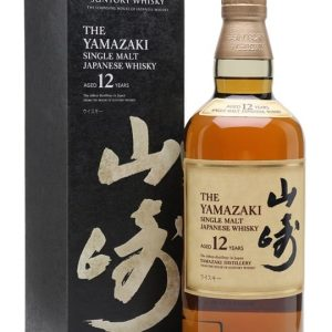 Suntory Yamazaki 12 Year Old Japanese Single Malt Whisky