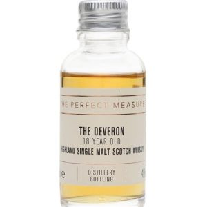 The Deveron 18 Year Old Sample Highland Single Malt Scotch Whisky