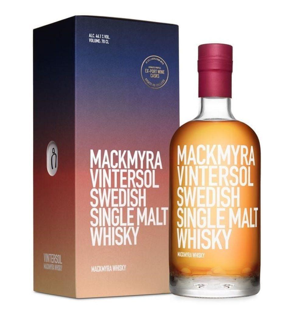 Mackmyra Vintersol Swedish Whisky Whiskey Blogger Stuart McNamara.