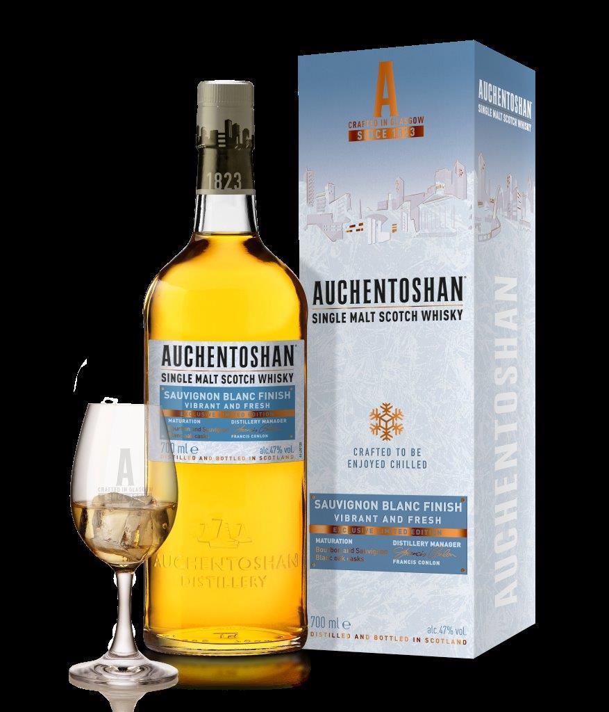 Auchentoshan Sauvignon Blanc Whiskey Blogger Stuart McNamara