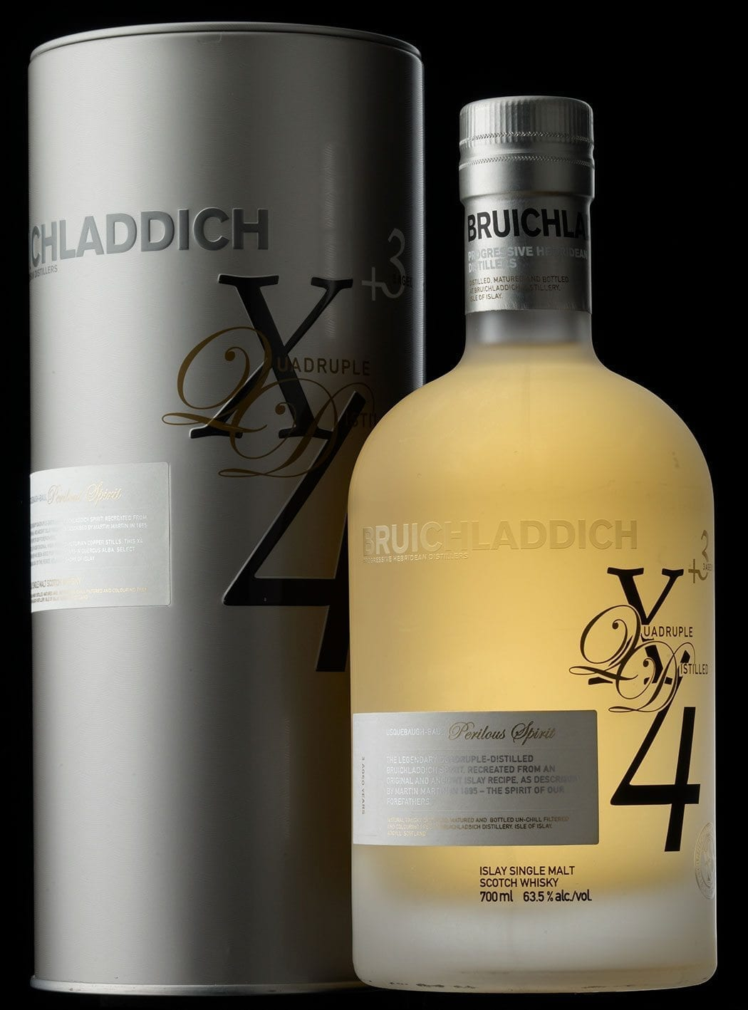 Bruichladdich Octamore X4 3 Year Old Whisky Review Whiskey Blogger Stuart McNamara