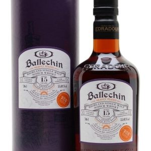 Ballechin 2003 / 15 Year Old / Sherry Cask for TWE Highland Whisky