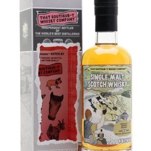 Ben Nevis 23 Year Old / Batch 10 / That Boutique-y Whisky Co Highland Whisky