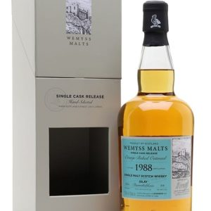 Bunnahabhain Orange Baked Oatmeal 1988 / 29 Year Old Islay Whisky
