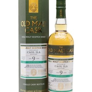 Caol Ila 2009 Sherry Finished / 9 Year Old / Old Malt Cask Islay Whisky