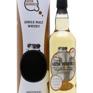 Deanston 1999 / 19 Year Old / Asta Morris Highland Whisky