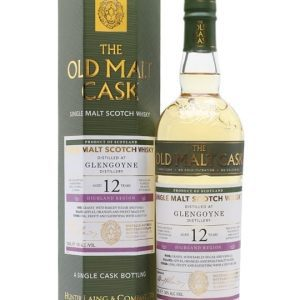 Glengoyne 2007 / 12 Year Old / Old Malt Cask Highland Whisky