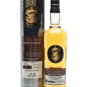 Inchmoan 2007 / 12 Year Old/Exclusive to The Whisky Exchange Highland Whisky