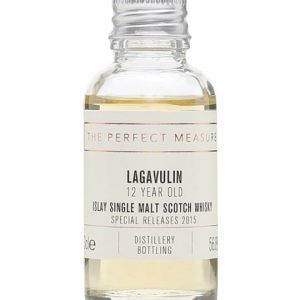 Lagavulin 12 Year Old Sample / 15th Release / Special Releases 2015 Islay Whisky