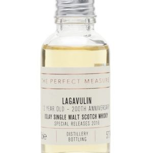 Lagavulin 12 Year Old Sample / 16th / Special Releases 2016 Islay Whisky