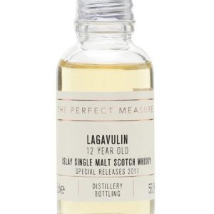 Lagavulin 12 Year Old Sample / 17th / Special Releases 2017 Islay Whisky