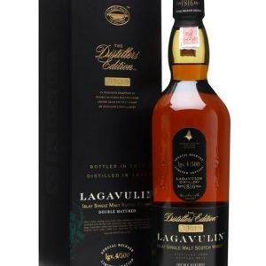Lagavulin 1996 Distillers Edition Islay Single Malt Scotch Whisky