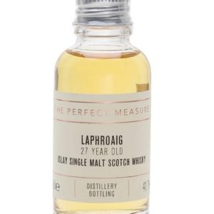 Laphroaig 27 Year Old Sample / 2017 Release Islay Whisky