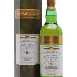 Littlemill 1992 / 26 Year Old /OMC 20th Anniversary Bottling Lowland Whisky