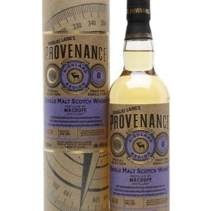 Macduff 2011 / 8 Year Old / Provenance Highland Whisky
