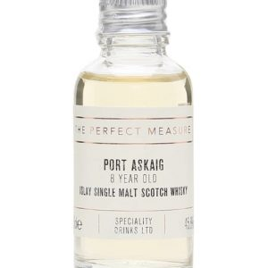 Port Askaig 8 Year Old Sample Islay Single Malt Scotch Whisky